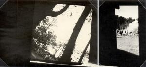 One of four photographs from Auschwitz-Birkenau in Nazi-occupied Poland, part of a series known as the Sonderkommando photographs. Photo: Alberto Errera, killed 1944 in Birkenau